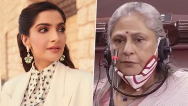 Sonam Kapoor Trolled: Sonam Kapoor shared a video of Jaya Bachchan and wrote- To grow up to be like them, the trollers asked- Is Papa's fairy what?