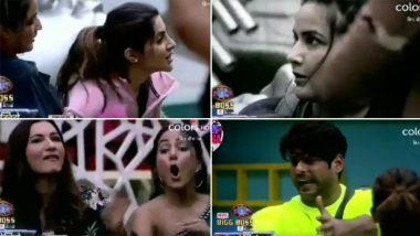 Bigg Boss 14: Jasmine Bhasin in Tasks and Siddharth Shukla and Hina Khan clash with Kaun Jeeta Kaun Hara in Nikki Tamboli (Video)