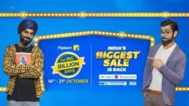Flipkart Big Billion Day Sale 2020: Bumper offers on these 5 smartphones during Flipkart Big Billion Day Sale