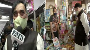 Anti Cracker Campaign: Campaign against firecrackers started in the capital Delhi from today, Kejriwal government banned polluting firecrackers