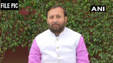 Union Minister Prakash Javadekar reacts to the arrest of Republic TV editor, saying- Arnab Goswami's arrest reminds of emergency