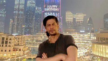 Burj Khalifa Honors Shah Rukh Khan: Shah Rukh Khan got this big honor from Burj Khalifa on his birthday, the actor shared this great photo