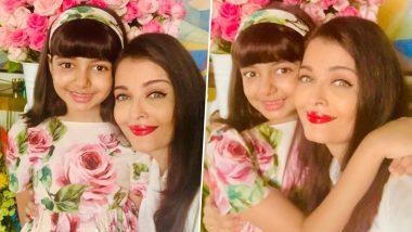 ऐश्वर्या राय ने बेटी आराध्या बच्चन के साथ खूबसूरत तस्वीरें साझा कीं, उनके जन्मदिन की शुभकामनाओं के लिए धन्यवाद