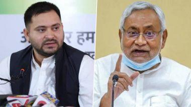 Bihar Budget 2021: बिहार के बजट को नीतीश कुमार ने बताया संतुलित, तेजस्वी यादव बोले, झूठ का पुलिंदा