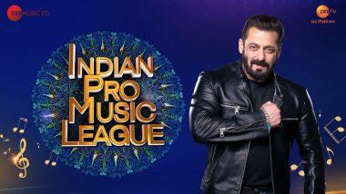 Salman Khan बने रियलिटी शो इंडियन प्रो म्यूजिक लीग के ब्रांड एंबेसडर, देखें ये विडियो