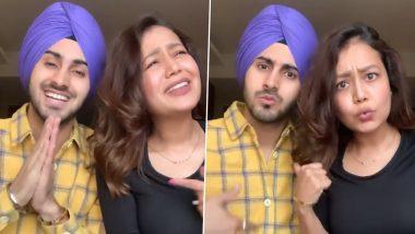 Rohanpreet Singh की एक्स-गर्लफ्रेंड से Neha Kakkar ने कह दी ऐसी बात, सामने आया Video
