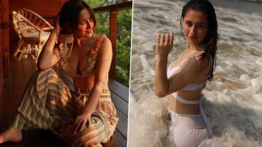 Sanjeeda Shaikh Bold Photos:संजीदा शेख अपनीहॉटनेससेबॉलीवुड अभिनेत्रियों को भीदे रही हैं टशन, देखें ये बोल्ड फोटोज