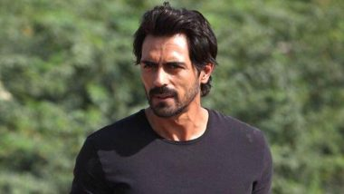 Arjun Rampal Tests Positive For COVID 19: Arjun Rampal Corona infected, information given on social media