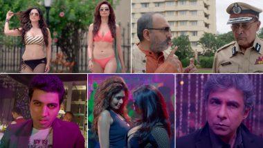 Sunny Leone और Karishma Tanna ने फिल्म 'Bullets' में दिखाया अपना बोल्ड अवतार, ट्रेलर देखकर लोग भी हुए शॉक्ड