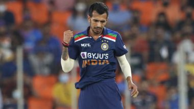 Ind vs Eng 1st T20 2021: युजवेंद्र चहल ने रचा इतिहास, T20 इंटरनेशनल क्रिकेट में सर्वाधिक विकेट लेने वाले बनें पहले भारतीय गेंदबाज