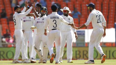 Ind vs Eng 4th Test Day 1: English players appeared helpless in front of Akshar Patel and Ashwin in the fourth test match, the whole team was all out for 205 runs