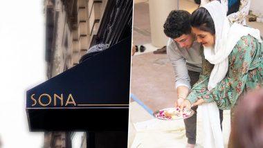 प्रियंका चोपड़ा ने न्यूयॉर्क में रेस्टोरेंट खोला, पूजा की फोटो पति निक के साथ साझा की