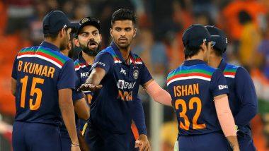 Ind vs Eng 2nd T20I 2021: टीम इंडिया की शानदार गेंदबाजी, जीत के लिए मिला 165 रनों का लक्ष्य