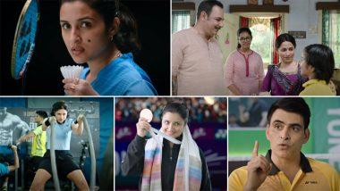 साइना आधिकारिक ट्रेलर: परिणीति चोपड़ा अभिनीत 'साइना' का ट्रेलर प्रेरणा और जुनून से भरा है, देखें यह शक्तिशाली वीडियो