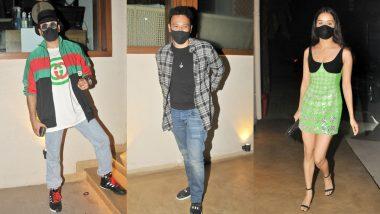 रोहन श्रेष्ठ का जन्मदिन: रोहन श्रेष्ठ की जन्मदिन पार्टी में श्रद्धा कपूर की शक्ति