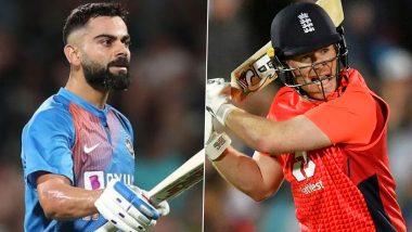 Ind vs Eng 1st T20 2021: इयॉन मोर्गन ने जीता टॉस, टीम इंडिया को मिला पहले बल्लेबाजी करने का न्योता