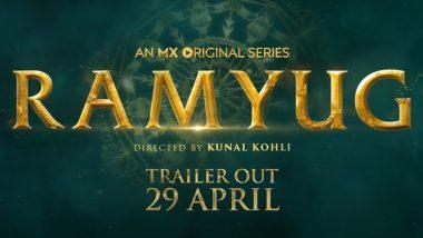 Kunal Kohli: The spread of Ram's story in 'Ramyug' will spread positivity