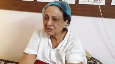 77 साल की उम्र में वेटेरन एक्ट्रेस Tabassum ने दी COVID-19 को मात, स्वस्थ होकर लौटी घर