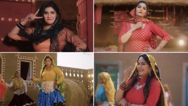 This song of Sapna Choudhary has set YouTube on fire, more than 38 crores views
