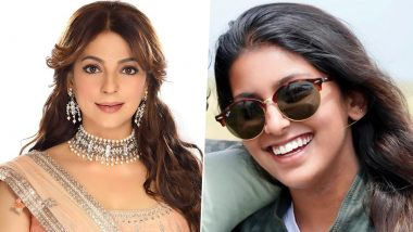 Juhi Chawla's daughter Jhanvi Mehta can make a mark in Bollywood, she made headlines during IPL auction