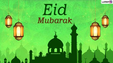 Eid Mubarak 2021 Shayari: Happy Eid is being celebrated in the country!  Happy sending these lovely WhatsApp Status, Facebook Greetings, Messages, Quotes
