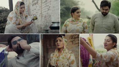 Sapna Choudhary: Sweetness of love and romantic moments seen in Sapna Chaudhary's new song 'Lakhmichand Ki Tek', see Video