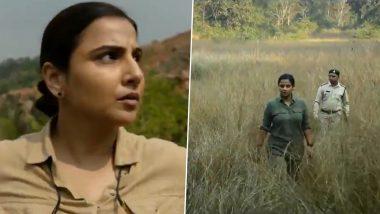 Sherni Trailer: The banging trailer of Vidya Balan's film Lioness released, will roar on the OTT platform on this day