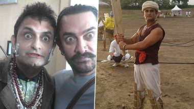You will be surprised to see this look of Aamir Khan, the actor's carbon copy