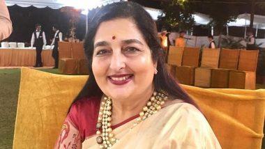 Bhajan singer Anuradha Paudwal donated 15 oxygen concentrators to hospitals in Maharashtra and Uttar Pradesh