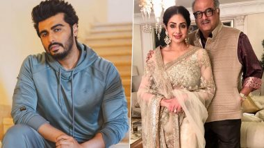 Boney Kapoor had left Arjun Kapoor's mother for Sridevi, now the actor made such a statement about his father