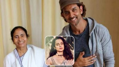 Kangana Ranaut's Twitter account happy to be suspended Hrithik Roshan and Mamata Banerjee?  People ridiculed by making memes