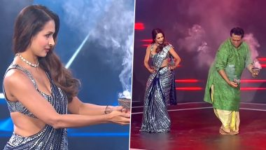 Malaika Arora performed a danced dance on the stage of Super Dancer 4, people did fiercely Troll