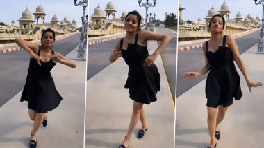 Monalisa Hot Dance Video: Monalisa dressed like a doll, did a wonderful dance, watching the video will stir the heart