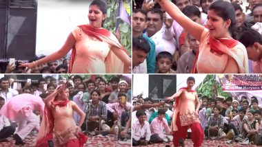 Sapna Choudhary used to look like this before she became famous, will not believe seeing this old video of Haryanvi dancer