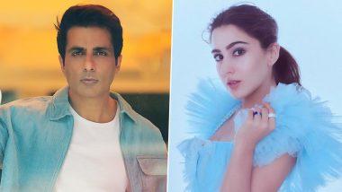 Sara Ali Khan contributed to Sonu Sood's social work, actor expressed pride by tweeting