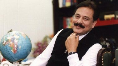 Will a film be made on Subrata Roy, the owner of Sahara India Pariwar Company?  Biopic may be announced on birthday