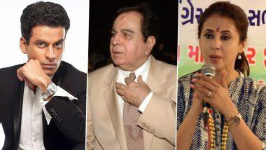 Dilip Kumar Hospitalised: Manoj Bajpayee and Urmila Mantodkar pray for the legend actor's speedy recovery