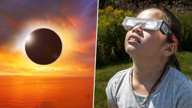 Solar Eclipse 2021: How To See The 'Ring Of Fire' Without Harming Your Eyes, Keep These 5 Things In Mind While Watching The Solar Eclipse