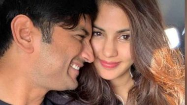 Rhea Chakraborty became emotional remembering Sushant Singh Rajput, posted a photo on the anniversary and wrote - Life has no meaning without you