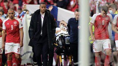 UEFA Euro Cup 2021: क्रिश्चियन एरिक्सन यूरो मैच के दौरान मैदान में हुए बेहोश, अस्पताल में कराया गया भर्ती