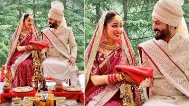 Yami Gautam secretly married director Aditya Dhar, Bollywood celebs reacted like this