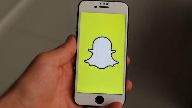 Snapchat ने 3 डी सर्विस प्रोवाइडर वेर्टेबरे का किया अधिग्रहण