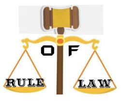 Rule of Law logo