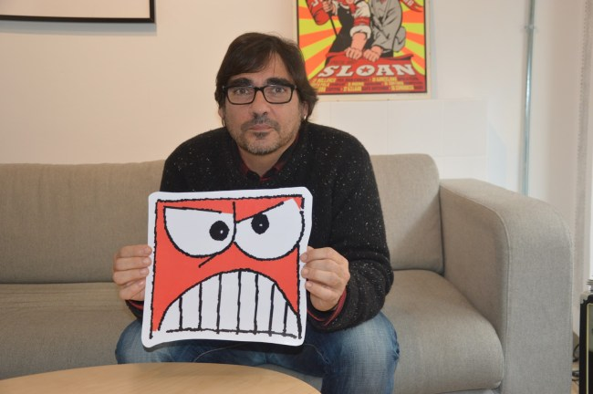 Sergio Martqués de Director de Mondo Sonoro 2018