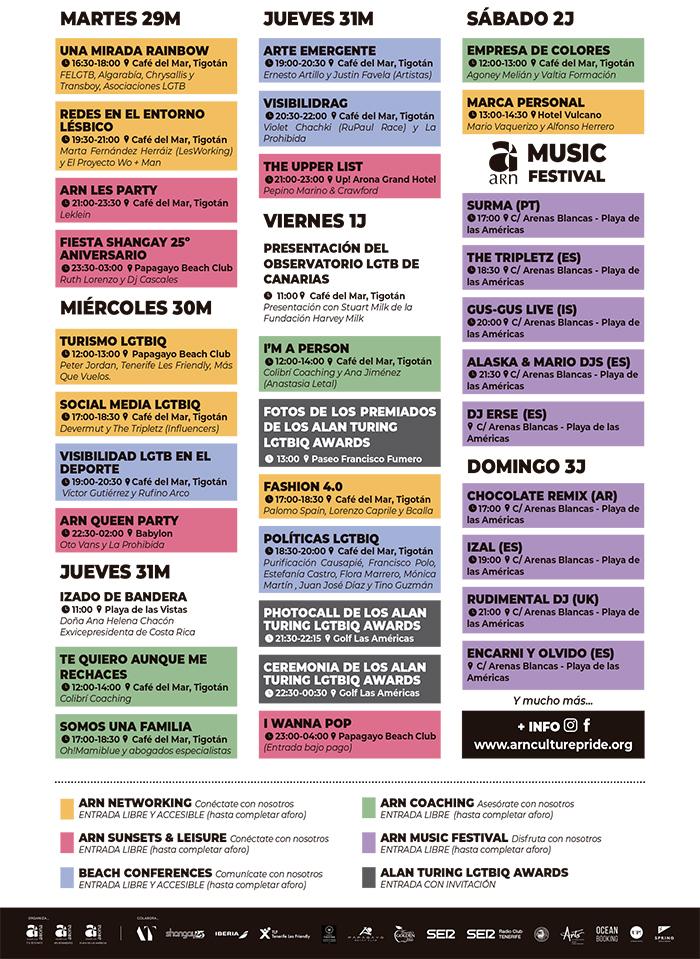 ARN Music festival 2018 programa.jpg