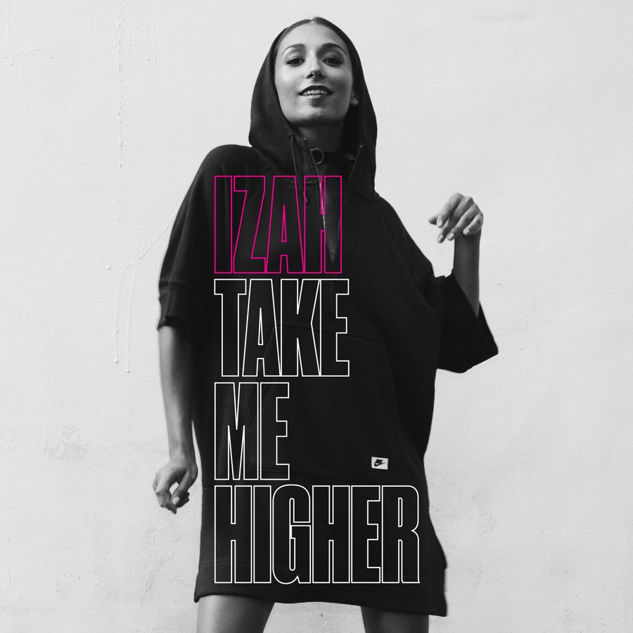 IZAH - Take me higher (2018)