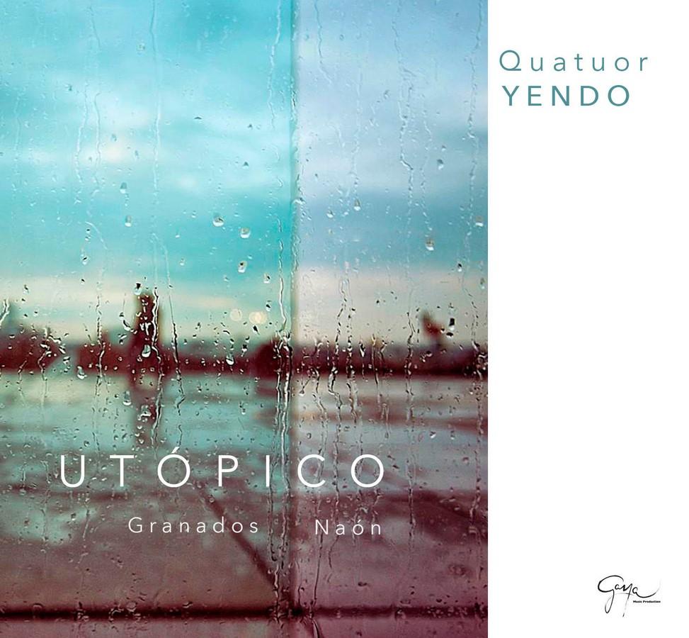 Cuarteto Yendo - Utópico (2018)