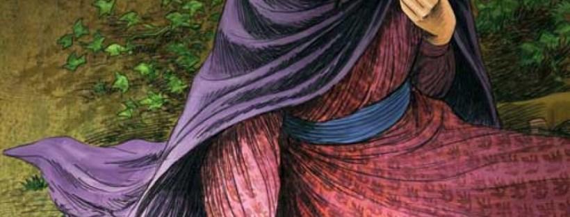 Couverture de la bande dessinnée Orval