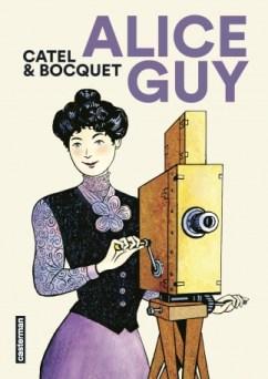de la BD « Alice Guy » (Casterman, 2021)