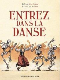 Couverture de la BD « Entrez dans la danse » (Delcourt, 2019)
